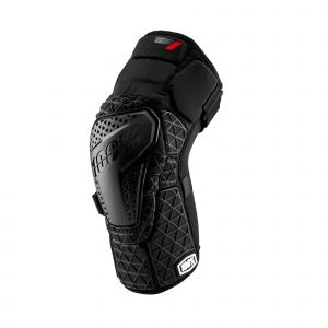 SURPASS KNEE GUARD BLACK chrániče kolen
