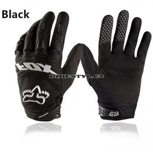 Fox Racing rukavice Dirtpaw Black M