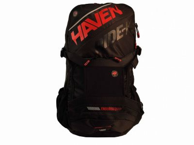 Batoh RIDE-KI 22l black-red