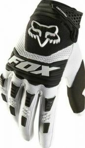 Fox Racing rukavice Dirtpaw white XL