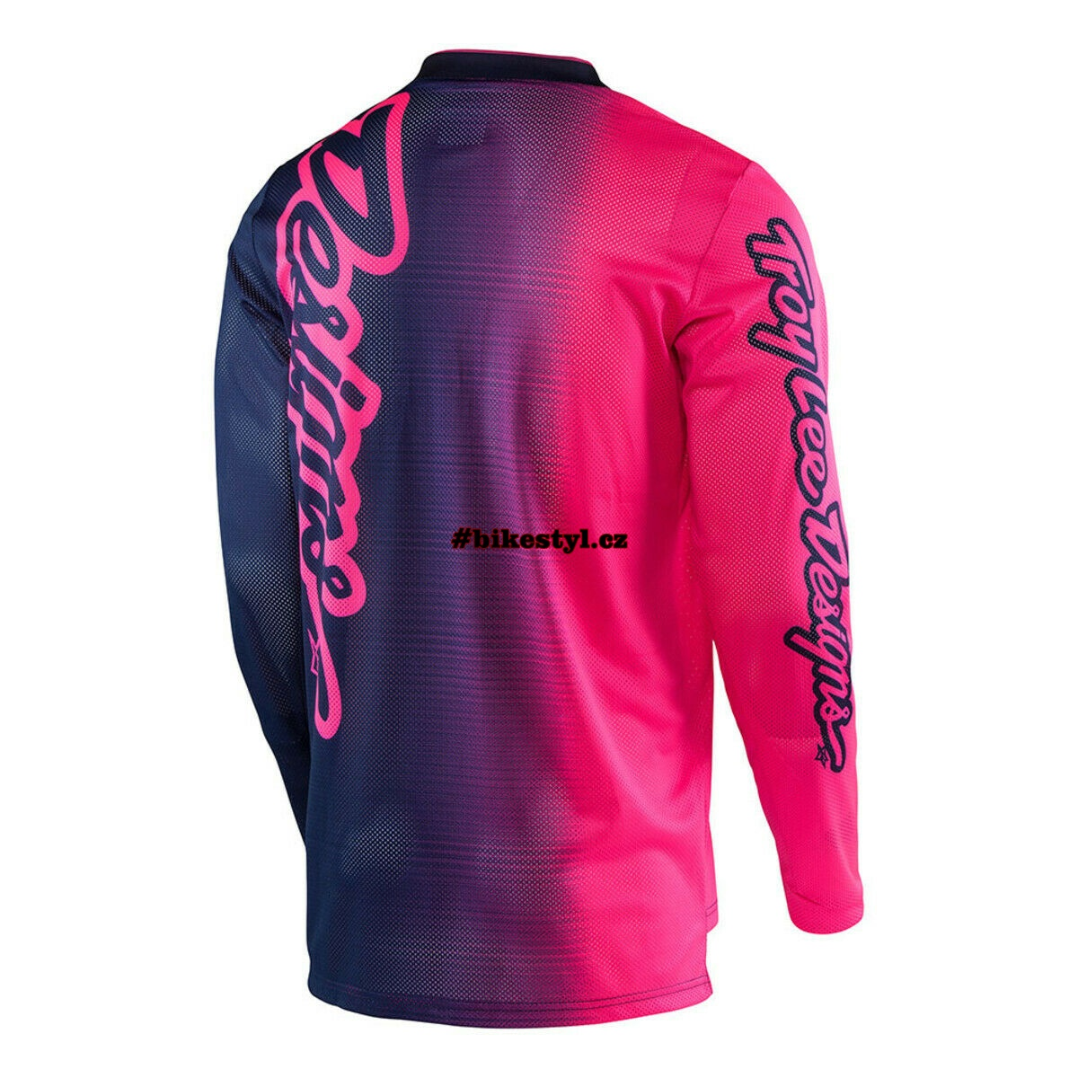 TLD dres jersey GP Air pink