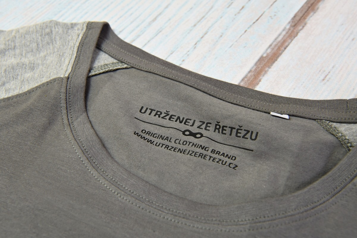 UZU t-shirt grey