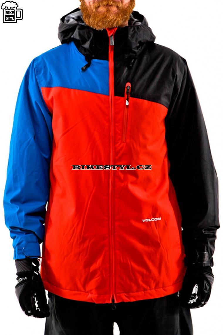 Volcom Shadow Insulated 2014 P 225 Nsk 225 Bunda Snowboard Men